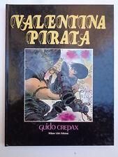 VALENTINA PIRATA CREPAX MILANO LIBRI STATO PIU' CHE OTTIMO PED