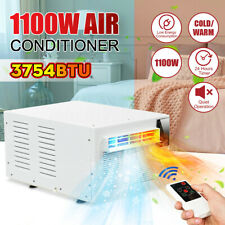1100W Portable Window Air Conditioner Refrigerated Summer Cooler Remote Control