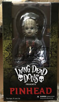 Living Dead Dolls - Hellraiser Pinhead SIGNED by Doug Bradley Plus PHOTO