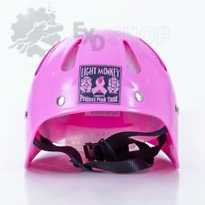 Light Monkey Cave Helm pink