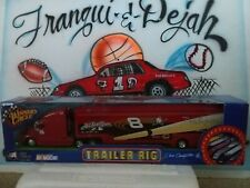Diecast Trailer Rig NASCAR Winner's Circle Dale Earhardt Jr. MLB All Star Game