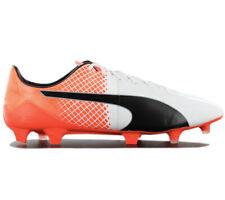 Puma evoSPEED 1.5 FG Scarpa da Calcio Bianco (weiß (puma White-puma Black-shoc