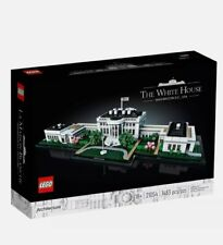 Lego The White House 21054 Architecture Set 1483 Pieces New Sealed