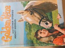 GOLDEN PRIZE AND OTHER STORIES ABOUT HORSES VINTAGE HARDCOVER PRODUCT