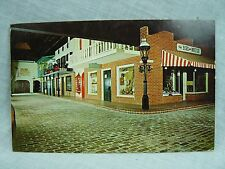 Postcard IL St. Charles Bourbon Street Pheasant Run Lodge Resort Sept 19 1964