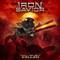 IRON SAVIOR - Kill Or Get Killed - Digipak-CD - 884860260725