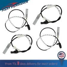 Front 34526870075 & Rear 34526870076 ABS Wheel Speed Sensor for BMW 128i 328i