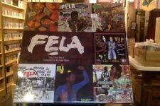 Fela Kuti Vinyl Box Set 4 6xLP box set sealed vinyl compiled by Erykah Badu