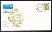 South Africa 1977 SAA SA609 Durban to Capetown Flight Cover