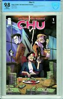 Chu #1 Sad Lemon Comics Rob Guillory Exclusive - CBCS 9.8!