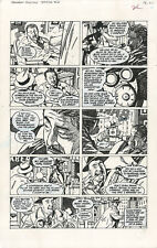 GUY DAVIS Sandman Mystery Theatre #61 p21 ORIGINAL COMIC ART Comic Art