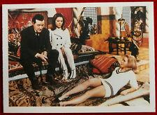 THE AVENGERS - Card #138 - A CURIOUS AFFAIR - Cornerstone 1993 - Diana Rigg