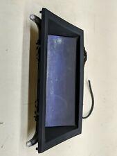"10-14 Oem Bmw X5 E70 X6 E71 Central Information Display Cid 8.8"" Cic"