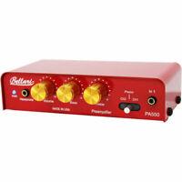 Rolls Bellari PA550 Preamplifier with RIAA Phono Preamp & Headphone Amp
