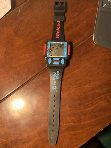vintage Nintendo super mario bros. 3 game watch