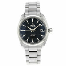 Omega Stainless Steel Wristwatches