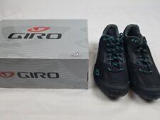 Giro Petra Women's Cycling Casual Shoes SIZE EU 38 US 6.5 Black/Green 1w