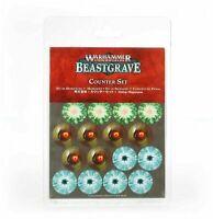 Beastgrave Counter Set - Warhammer Underworlds: Beastgrave - Brand New! 110-78