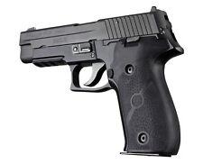 Hogue Sig P226 Rubber Panel Grip Black 26010