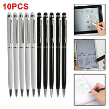 10 x Aluminium Touch Screen Stylus Pen for iPhone iPad Tablet Samsung Android UK