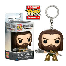 DC Comics 13792 Justice League Aquaman Pocket Pop Keychain Figure