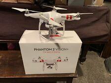 DJI Phantom 2 Vision Plus + Drone With Camera and Extras