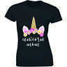Unicorn Mom - Magical Rainbows Mothers Day Gift Present Women's T-shirt Tee