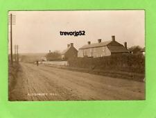 Alconbury Hill Nr Huntingdon RP pc  used 1917 Ref B117