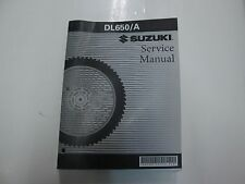 2004 2005 2006 2007 Suzuki DL650/A Service Repair Manual WORN STAINED FACTORY***