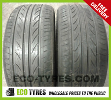 245/45 ZR18 Budget Tyres 100W  XL   X2  8mm  *NEW*  CHEAP BUDGET 2454518 PAIR