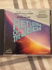 Music from the John Williams Score Star Wars: Return of the Jedi by National CD