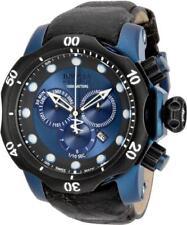 Invicta Reserve 15988 52mm Venom Swiss Made Chronograph Leather Strap Mens Watch