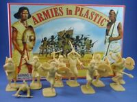 ARMIES IN PLASTIC 5441 BEJA TRIBESMAN EGYPT SUDAN 20 Unpainted Figures FREE SHIP