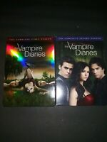 The Vampire Diaries Complete 1st and 2nd Season