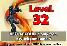 Pokemon-GO-Account | Level 32 | STARTER PACK | FAST DELIVERY 24/7 | Drago & Tyra