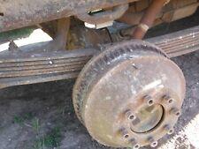 1988 - 00 GM 2500 3500 14 bolt 8 lug axle assembly GU6 3.42 G80 LOCKER WILL SHIP