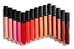 REVLON ColorBurst Lip Gloss Lipgloss SELECT COLOR New