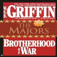The Majors (Brotherhood of War) Griffin, W.E.B. Mass Market Paperback