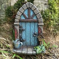 Fairy Door Mini Garden Decoration Ornament Magical Elf Pixie Christmas NEW 39163