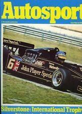 Autosport March 23rd 1978 * F1 International Trophy *