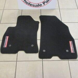 Ram ProMaster City Premium Black Carpeted Front Floor Mats NEW OEM MOPAR