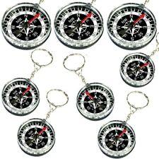 German Trendseller® - 6 x Kompass Pirat | NEU | Schatzsuche | Kindergeburtstag