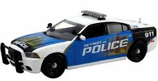 Detroit Police Michigan 2014 DODGE CHARGER Police Interceptor First Response
