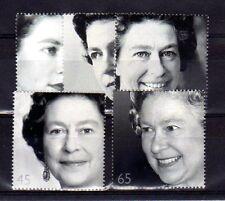 Royaume Uni - United Kingdom Yvert n° 2301/2305 neuf sans charnière MNH