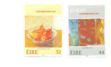 Ireland-Art-Europs sett of 2 mnh(876/7)
