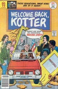 Welcome Back Kotter #2 FN 6.0 1977 Stock Image