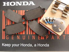 GENUINE HONDA CRV FRONT BRAKE PADS 07-17 *SUPPLY REG*