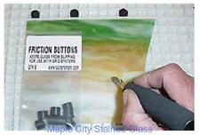 Stained Glass Supplies Cutters Mate Friction Buttons for Waffle Grids