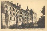 41 - cpa - BLOIS - Le château - Aile François 1er