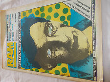 SPLIT ENZ - RAM -OZ MUSIC MAG -1983- RANDY NEWMAN - PAUL CARRACK - BLANCMANGE